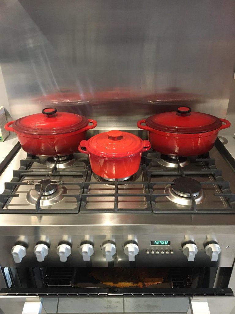 casserole rouge