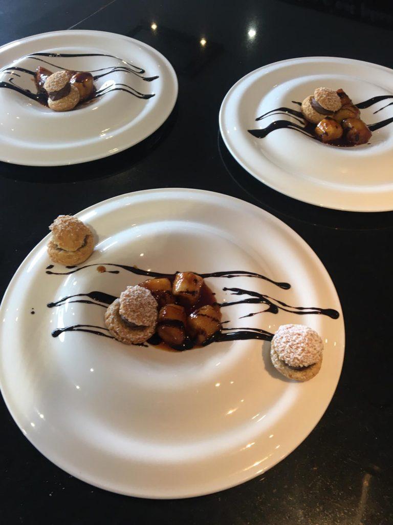 dessert fini